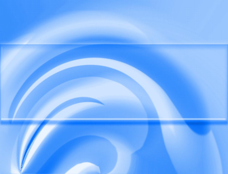 蓝色背景ppt模板模板免费下载