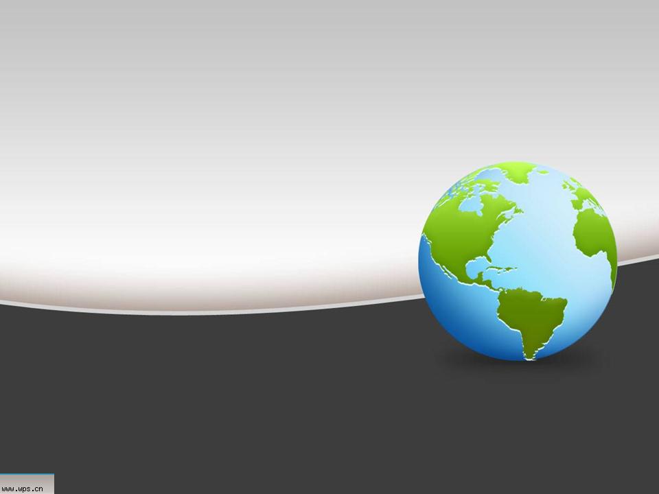 环保地球ppt