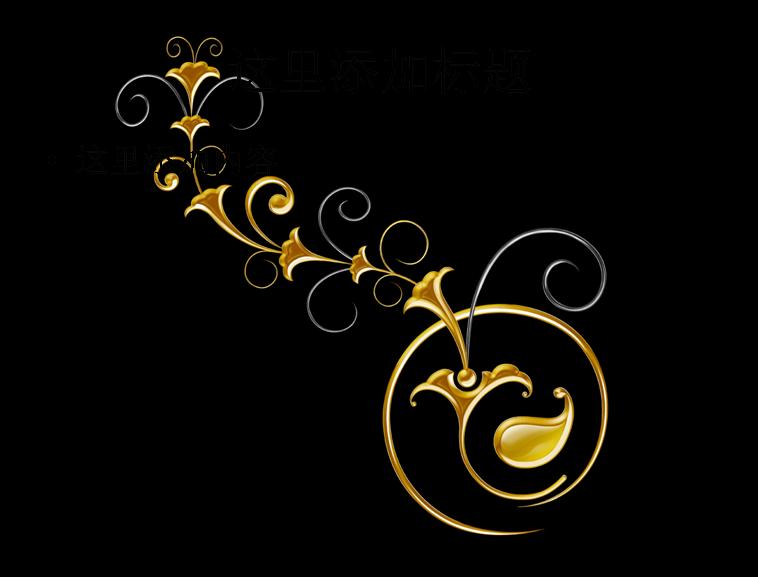 炫彩花纹背景图片(3)模板免费下载