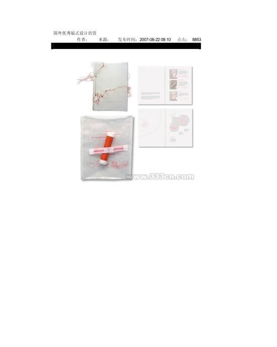 国外优秀版式设计欣赏模板免费下载_103304- wps在线